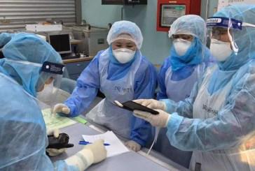 COVID-19 Malaysia: 231483 Cases, 181886 Healed, 826 Dead