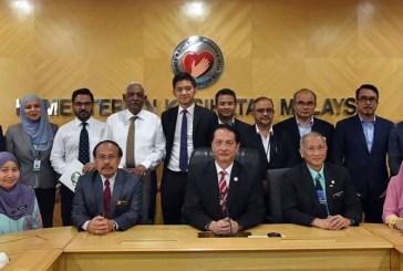 COVID-19 Malaysia: 266445 Cases, 218335 Healed, 975 Dead