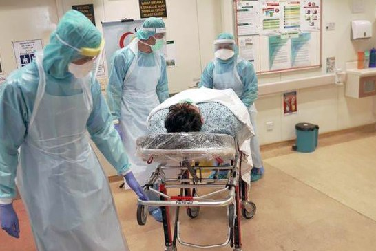 COVID-19 in Malaysia : 274875 Cases, 235082 Discharged, 1030 Dead