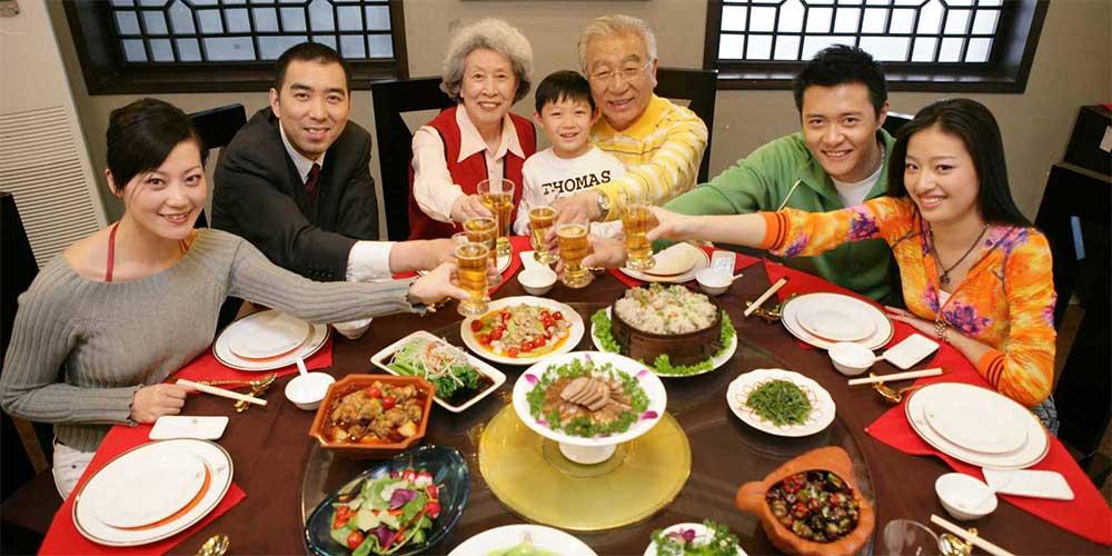 CNY Family Reunion Dinner