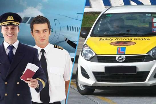 MCO : Driving + Flight Schools Can Reopen!
