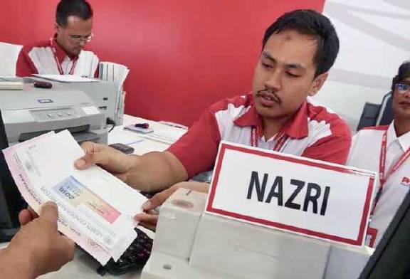 Pos Malaysia : No Road Tax Renewal Until April 2021!