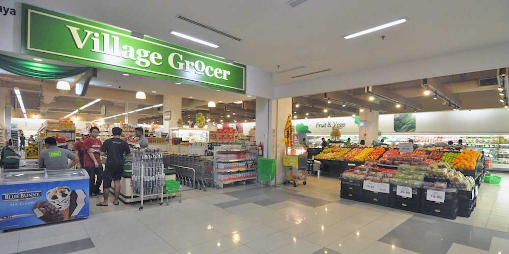 Village Grocer Avenue K : Employee Positive For COVID-19