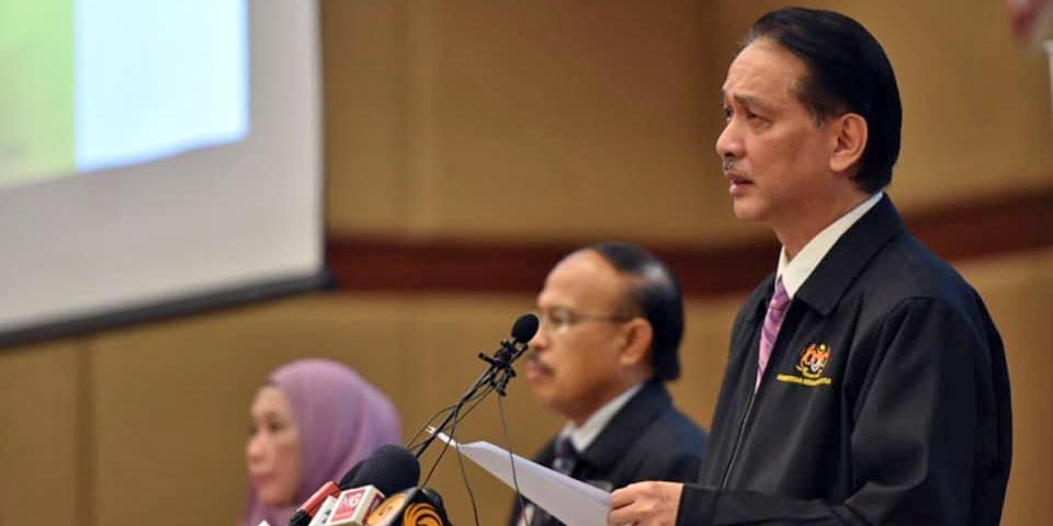 COVID-19 in Malaysia : 333040 Cases, 317289 Discharged, 1233 Dead