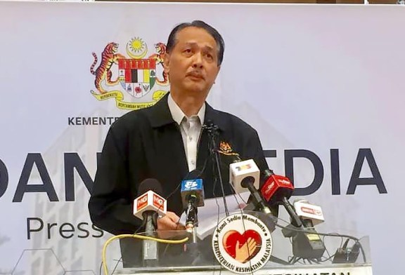 COVID-19 in Malaysia : 395718 Cases, 369556 Discharged, 1449 Dead