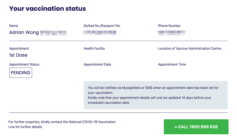 How To Check Your COVID-19 Vaccine Appointment?