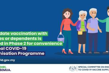 How To Vaccinate On Same Day As Spouse / Dependent!