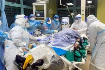 COVID-19 in Malaysia : 479421 Cases, 432600 Discharged, 1994 Dead