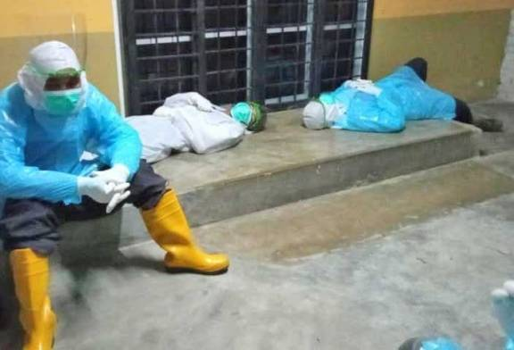 COVID-19 in Malaysia : 616815 Cases, 526809 Discharged, 3378 Dead