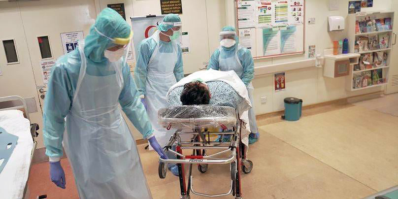 COVID-19 in Malaysia : 716847 Cases, 650964 Discharged, 4721 Dead