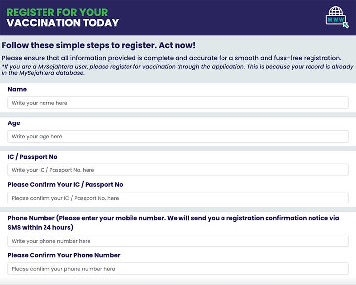 How To Register Children For COVID-19 Vaccine?