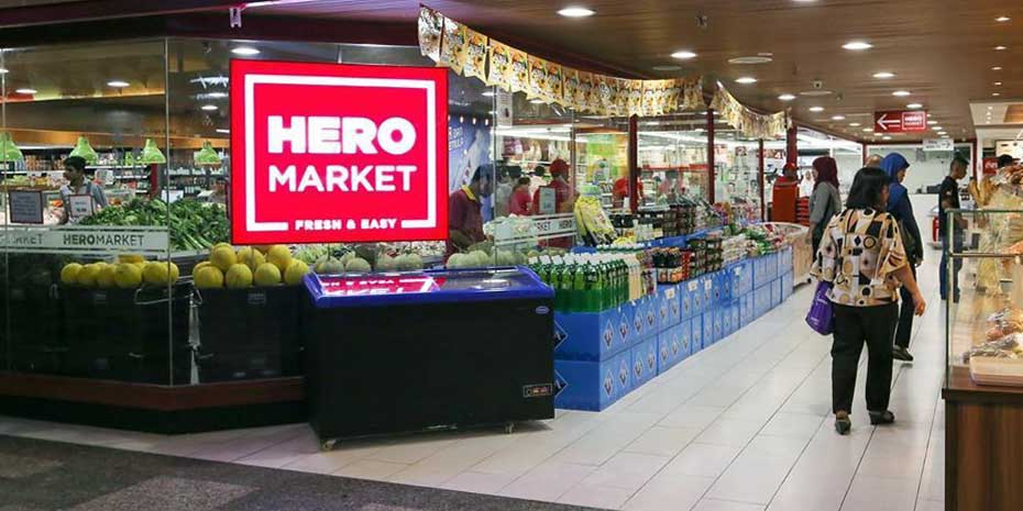 FOUR HeroMarket Outlets Hit By COVID-19 Cases!