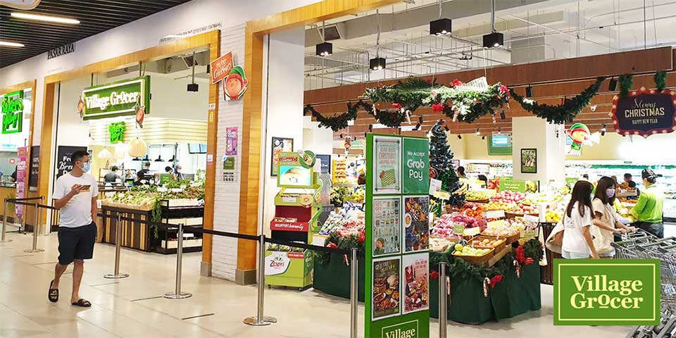 Village Grocer Atria : Closed After COVID-19 Case!