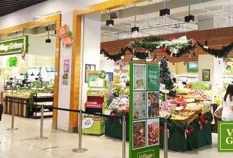 Village Grocer Atria : Another COVID-19 Case!