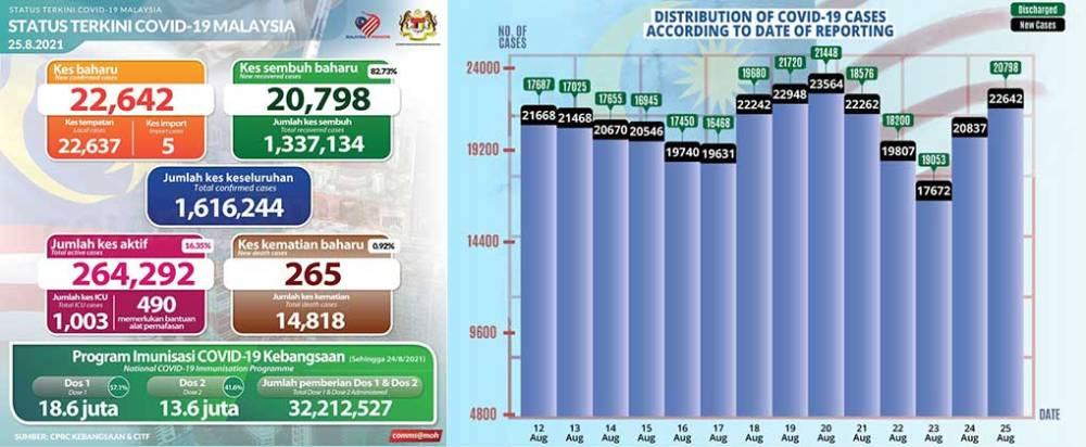 Malaysia COVID-19 2021-08-25 cases 01