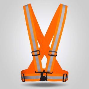 Reflekterande väst Säkerhetsväst,  Orange