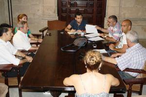 """Encuentro con la plataforma """"Otro Ayuntamiento Es Posible"""""""