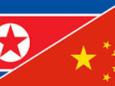 china north korea image