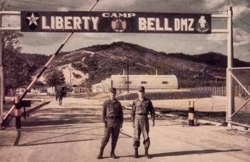 Camp Liberty Bell Gate