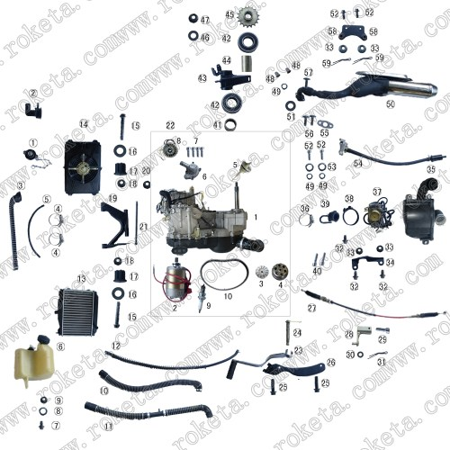 small resolution of wiring diagram roketum mc 08