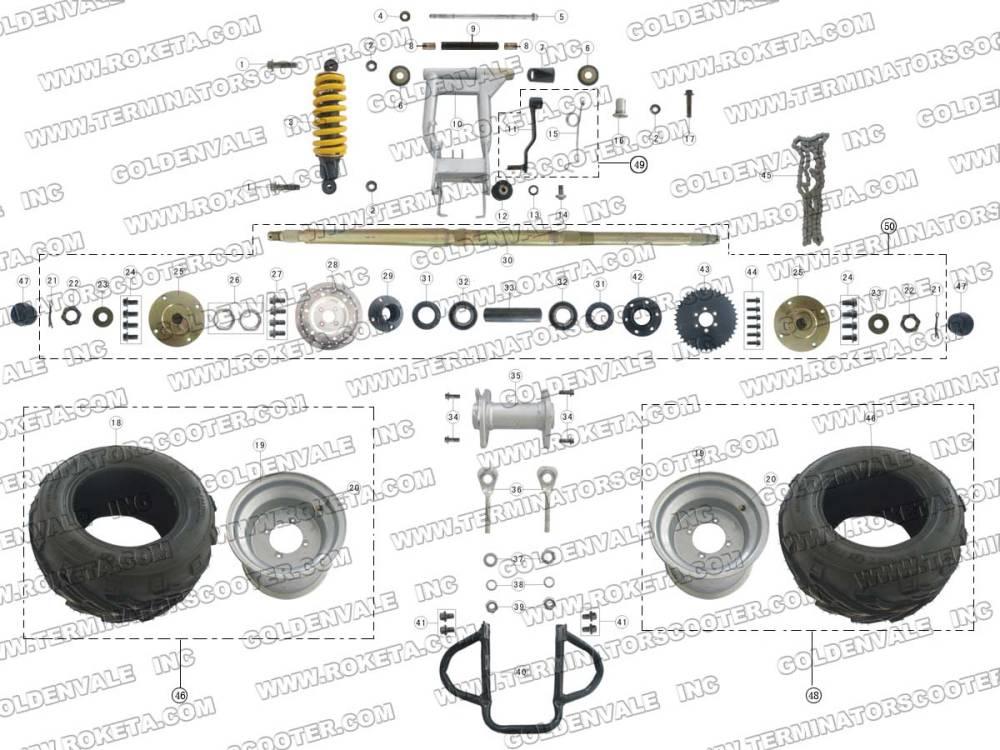 medium resolution of mc 12 150cc roketa wiring audi 4 2l engine diagram refrigerator heat rh mcdonaldsgutscheine co
