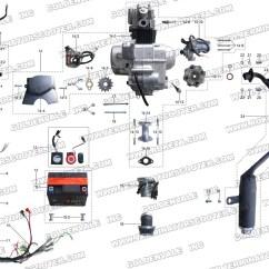 Loncin Atv Wiring Diagram Hunter Pro C Mini 110 Auto