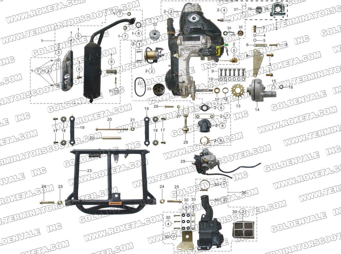 hight resolution of  select an engine size had wholesale trade atvs hydraulic disc brakes pz meerkat redcat bike genuine carb carburetor 50cc 70cc 90cc 110cc
