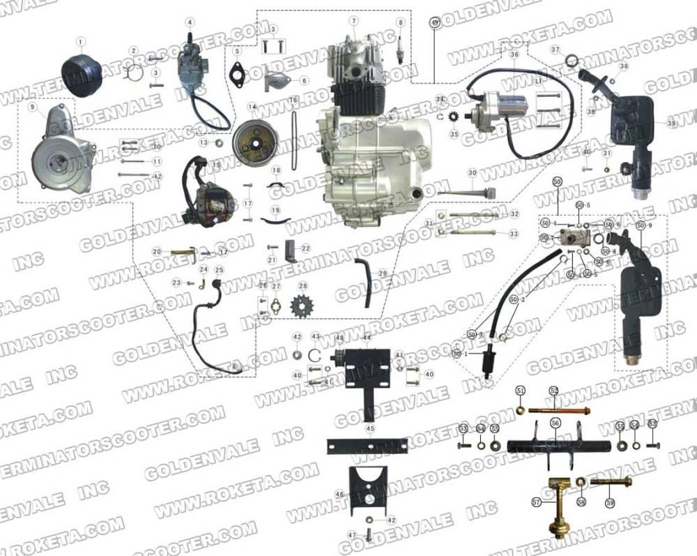 medium resolution of roketa 250 cc wiring diagrams roketa 150 wiring diagram roketa wiring diagram roketa 250cc cdi wiring