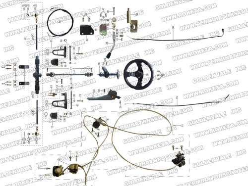 small resolution of gy6 engine exploded diagram wiring library0994 001 further product support together with go kart gk 28