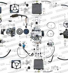 roketum 800cc engine wiring diagram [ 1200 x 900 Pixel ]