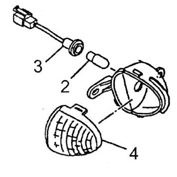 Wiring Diagram For Suzuki 230 Suzuki 185 ATV Wiring Wiring