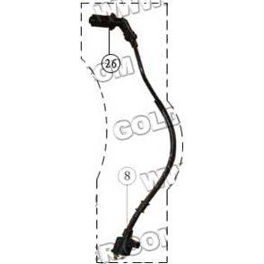 ROKETA MC-13-150 ELECTRICAL PARTS