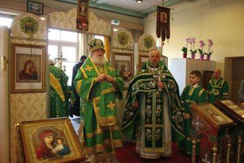 Престольный праздник на приходе во имя Святой блаженной Ксении Петербургской