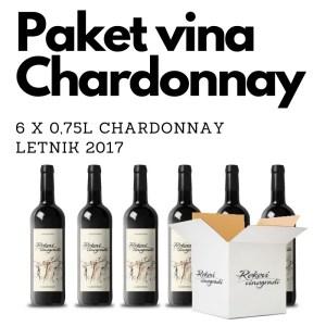 paket chardonnay 2017