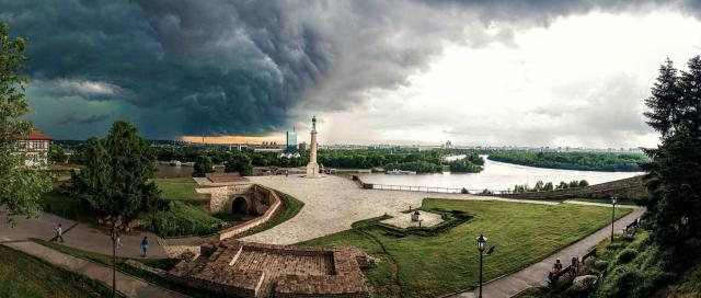 Lagano kroz Beograd: Stvarno najlepše mesto od davnina