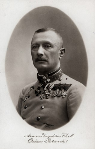 General Oskar fon Poćorek