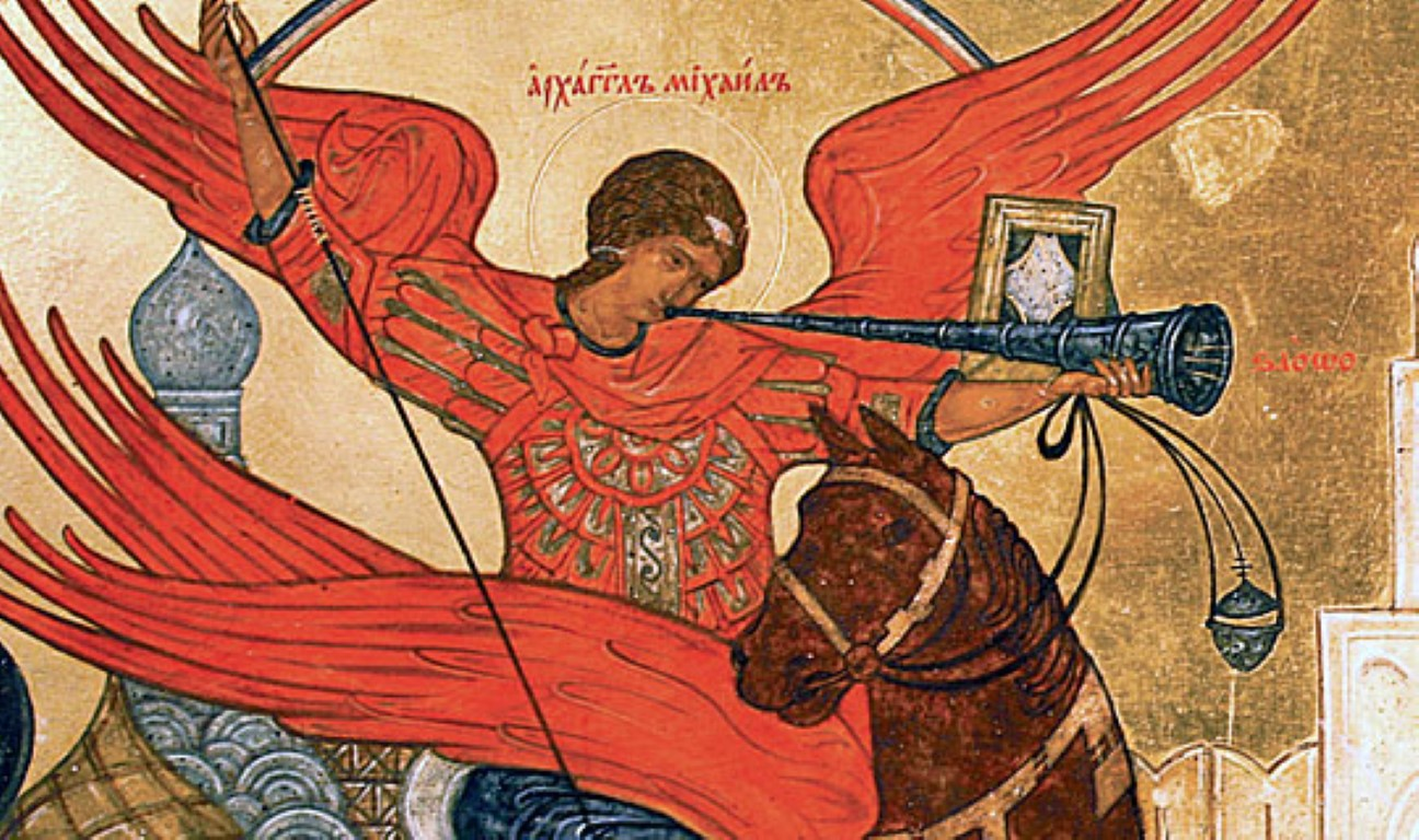 Stiže zapovednik nebeske vojske: Glasnik sa karakterom ratnika