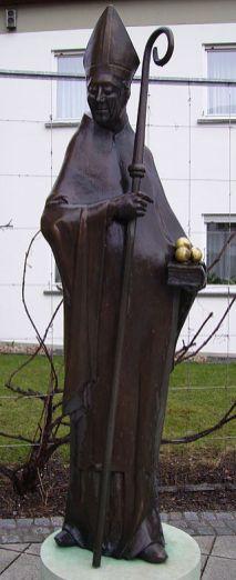 Nikolaus u Nemačkoj
