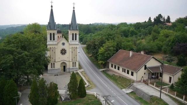 Crkva Snežne Gospe na Tekijama
