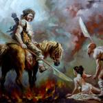 Žedan krvi, gladan mesa: Atila bič Božji, strah i trepet jednog vremena