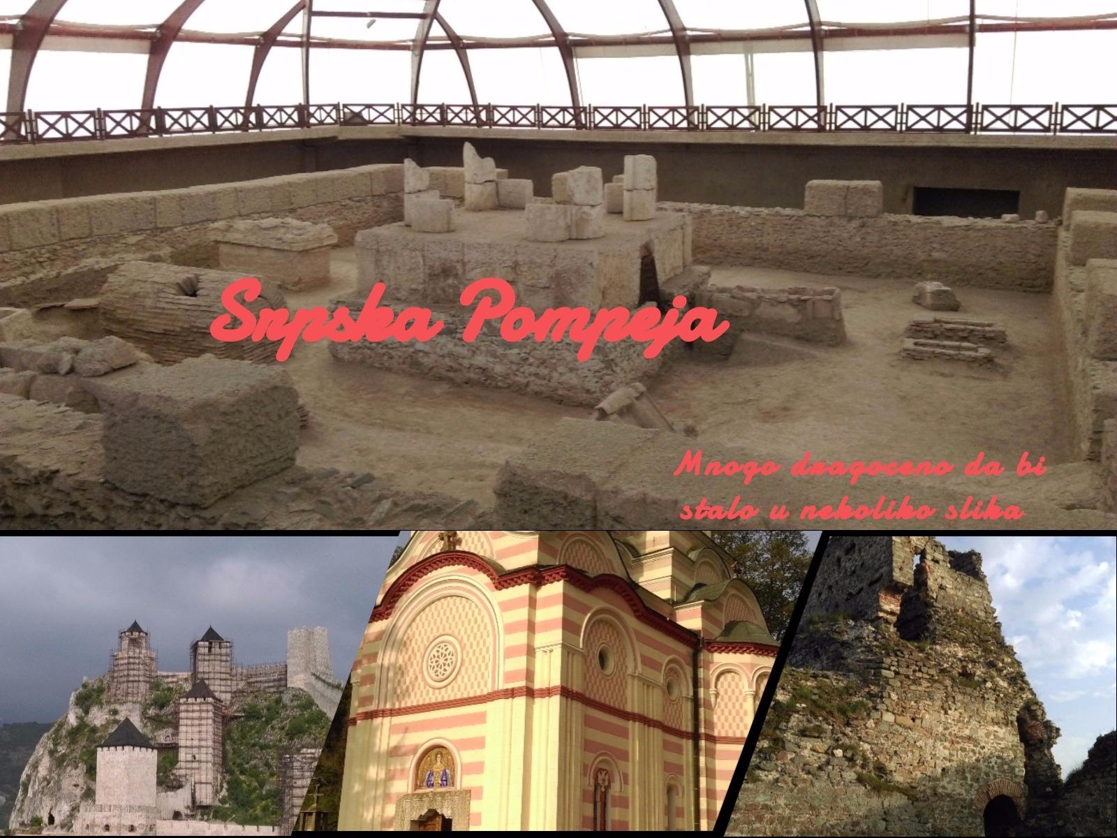 Srpska Pompeja vas doziva: Obiđite Rimljane, Dunav, Tumane i Turke, a možda i vampire! (VIDEO) (RECEPT)