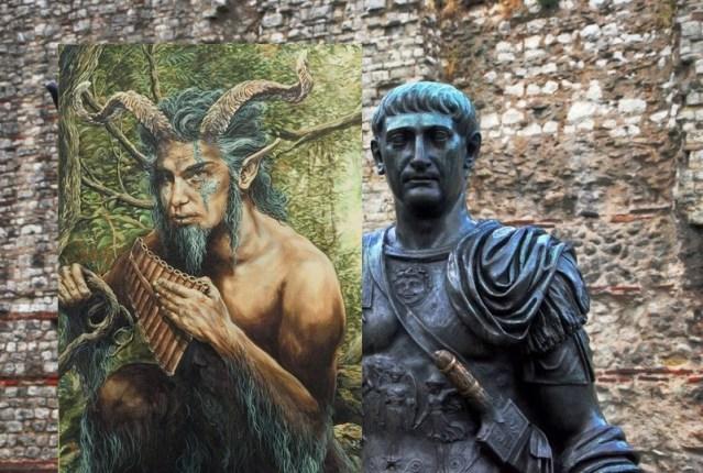 Preplitanje istorije i mitologije: Da li su car Trajan i kozje uši božanstva Trojana isto biće?