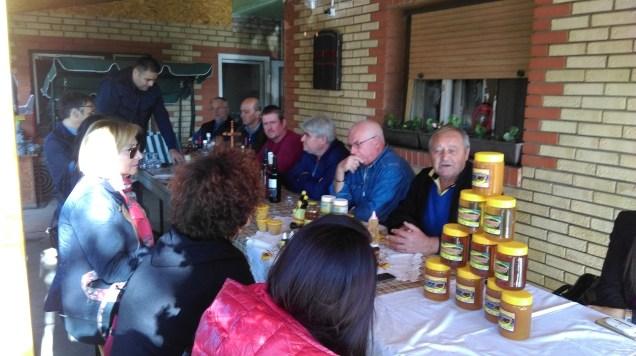 Proizvođači meda i vina u razgvoru sa novinarima