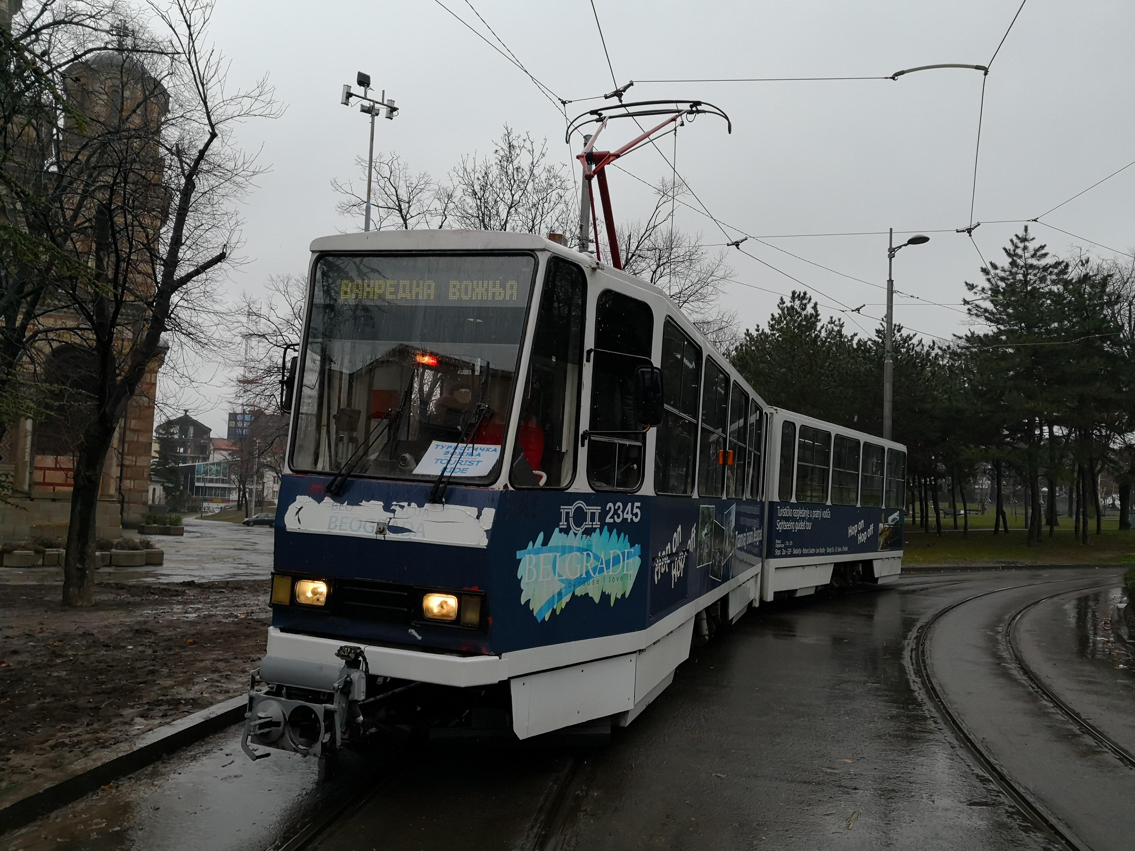 "Tramvaj zvani ""Beograd"": Neobičan i atraktivan način da se upozna srpska prestonica (VIDEO)"