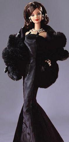 Barbi u Givenchy modelu