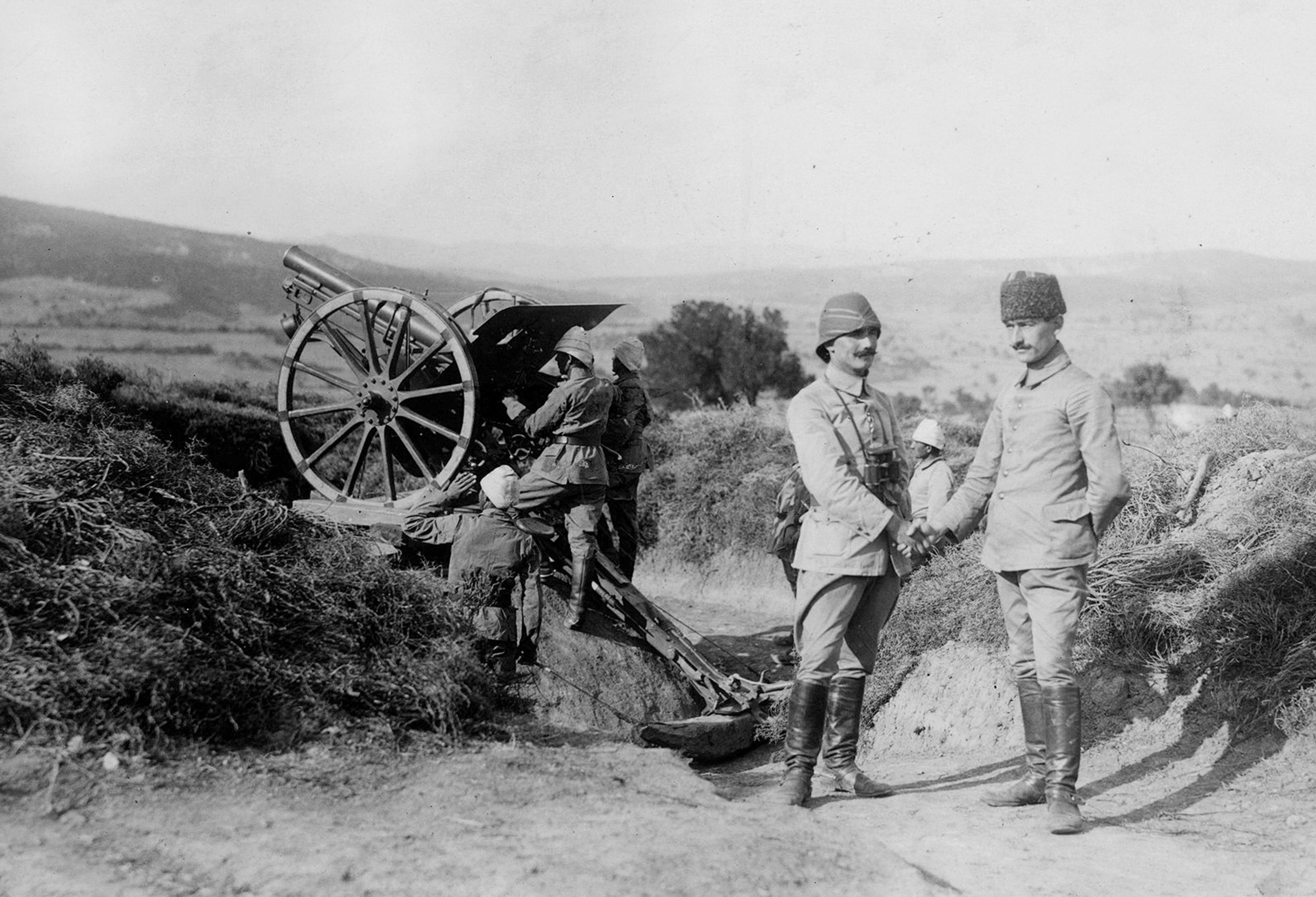 Bitka kod Galipolja 1915: I misterija i pokazna vežba male vojske