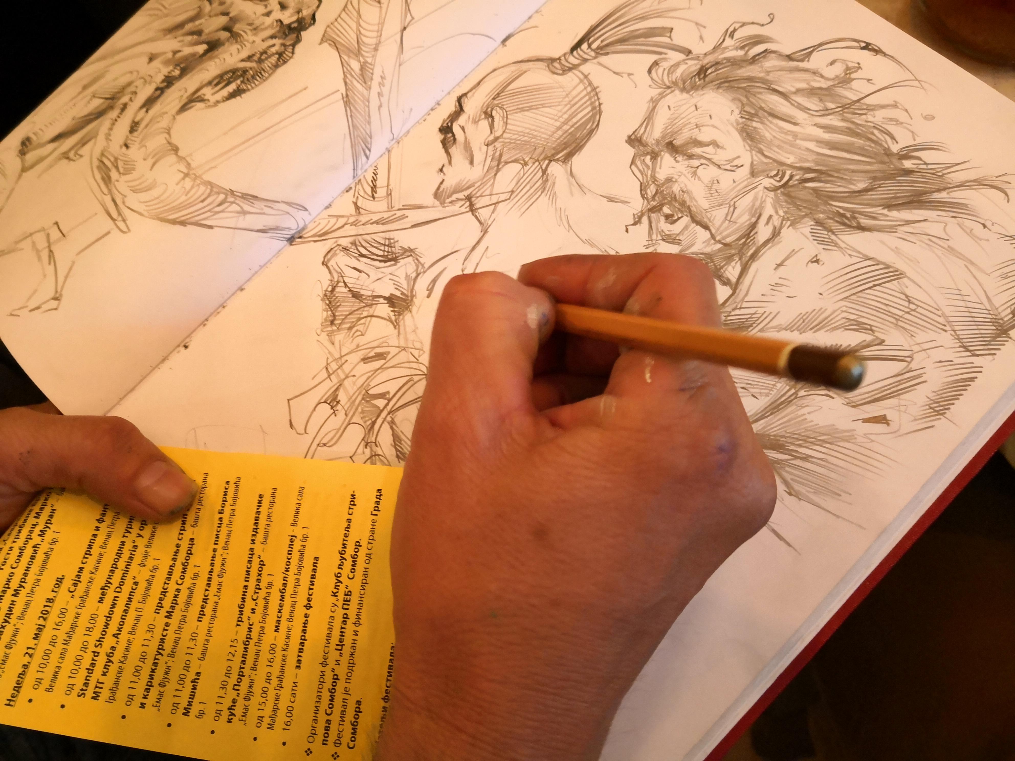 Druženje na Festivalu stripa i fantastike: Da li je došlo vreme za novu strip heroinu? (VIDEO)