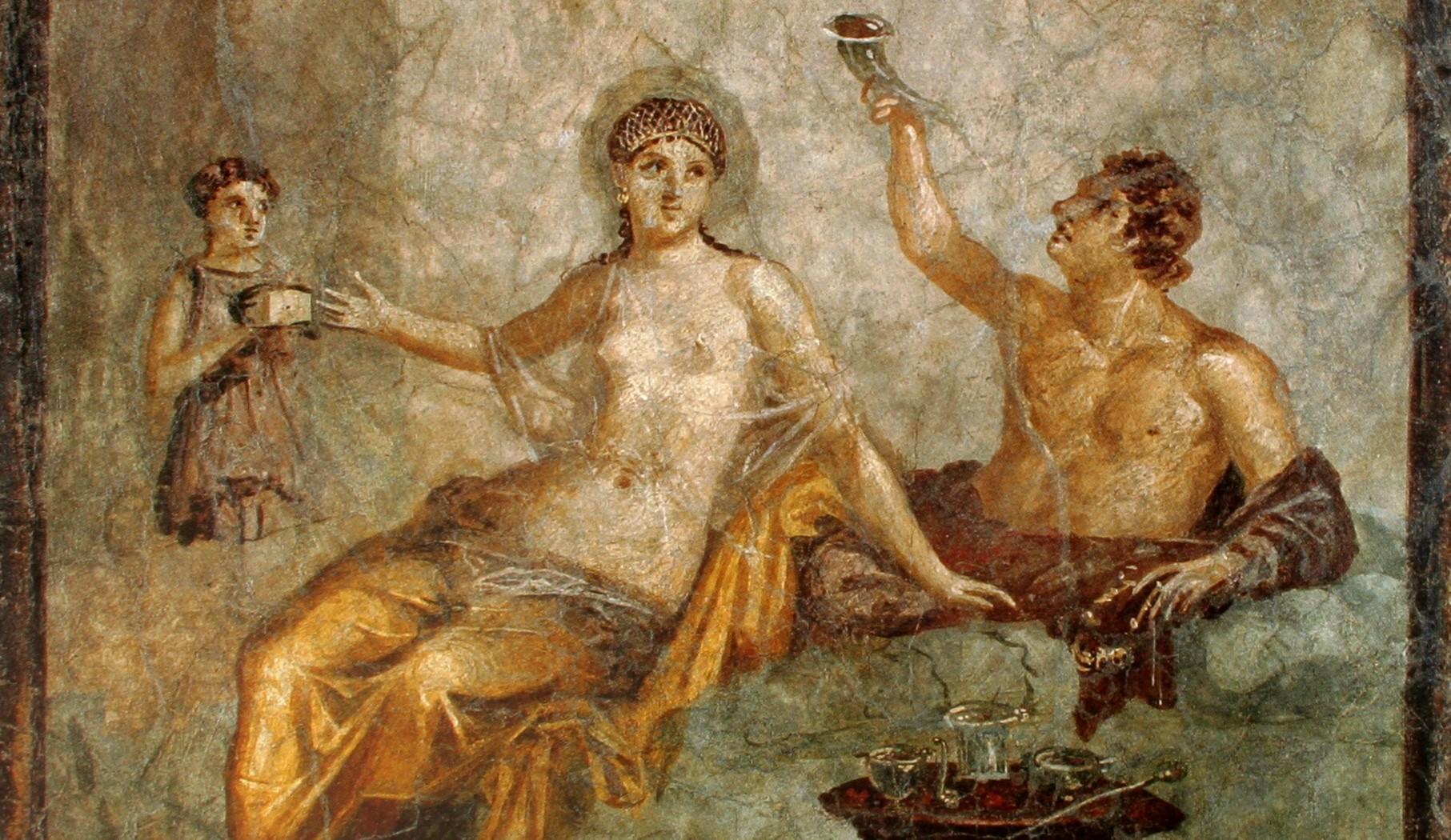 Nepoznata Korina: Žena koja je pesnika Ovidija dovela do neverovatnih devet orgazama za noć!