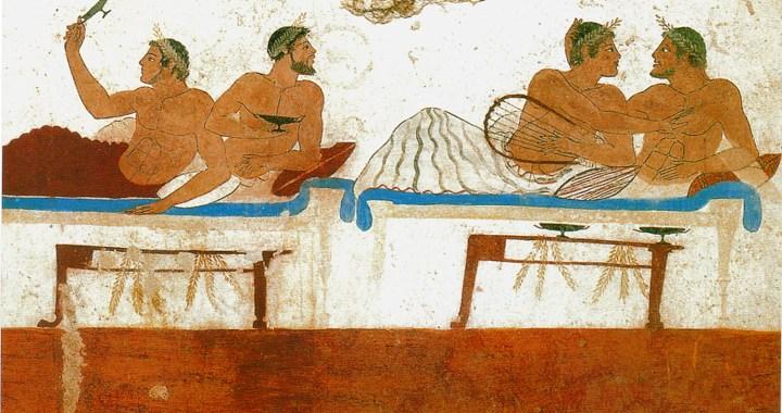 Kako su se seksali Stari Grci: Voleli i žene i muškarce i uživali u masturbaciji (VIDEO)