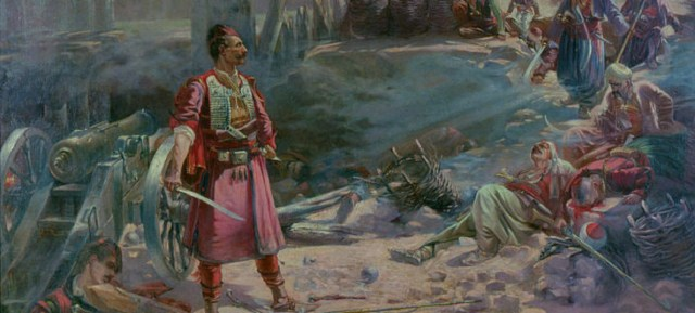 Bitka na Ljubiću: Tanasko Rajić – Leonida Drugog srpskog ustanka